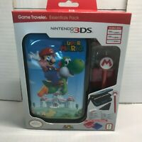 Nintendo 3DS Game Traveler Essentials Pack Super Mario
