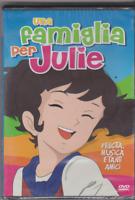 Dvd **UNA FAMIGLIA PER JULIE*  Giappone 1979 Nuovo Sigillato.