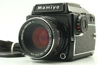 【N MINT】 Mamiya M645 1000S Waist Finder w/ Sekor C 80mm f/2.8 Lens from Japan