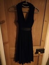 Stunning black dress by Coast, size 12. In perfect condition.
