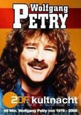 "WOLFGANG PETRY ""DIE ZDF KULTNACHT"" DVD NEUWARE"