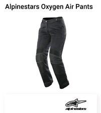 Alpinestars Oxygen Air Pants. Motorcycle Trousers. Size L