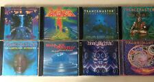 Trancemaster Vol. 1 bis 8, 8 CDs, Techno und Trance 1992-1994, Technoklassiker