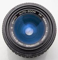 Olympus OM S Zuiko Auto Zoom 1:4 28-48mm 28-48 mm