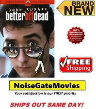 Brand New - Better Off Dead (Dvd, 2002) John Cusack, Curtis Armstrong