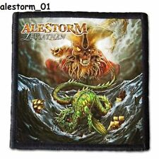 ALESTORM  Patch  4x4 inche (10x10 cm)