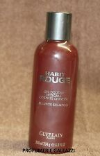 GUERLAIN HABIT ROUGE ALL-OVER SHAMPOO - 200 ml