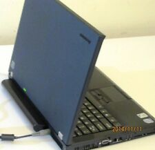 Lot of 2 Lenovo ThinkPad R400 2.0GHz 2GB, wi-fi, Tested, Works for BuildUp/PARTS