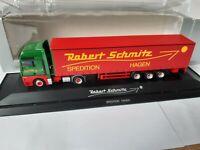 MAN TGX   Robert Schmitz Spedition  58135 Hagen     in  Exclusiver   PC Vitrine