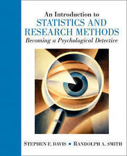 An Introduction to Statistics and Research Methods (1st Edition): Davis, Smith