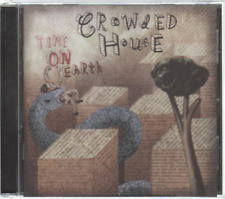 Crowded House Time On Earth CD ALBUM