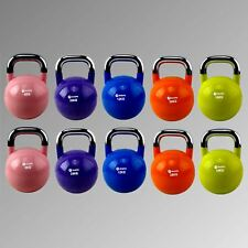 BODYRIP 2 x 8 12 16 20 24 28 concours 32 kg Kettlebell Training Set Crossfit