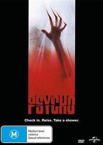 Psycho (DVD, 1998)