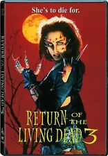 RETURN OF THE LIVING DEAD 3 New Sealed DVD