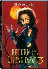 RETURN OF THE LIVING DEAD 3 New Sealed DVD