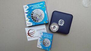 5 euro Italia 2019 Fs BE PP Italie Italy Italien Muro Berlin Berliner Mauer farb