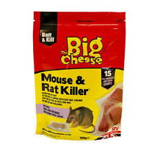 More details for the big cheese mouse & rat killer pack of 15 pasta sachets