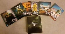 Breaking bad complete blu-ray box set
