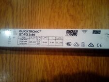 Osram Quicktronic QT-FQ  2x80  Electronic Ballast 220-240V
