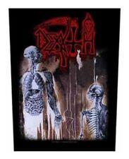 DEATH - Rückenaufnäher Backpatch Human
