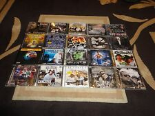 40 Chicano Rap CD Lot - West Coast Latin Gangster - New & Sealed - CDs