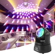 30W Led 3 Effects Rgbw Moving Head Dj Stage Lighting Laser 5050 Disco Show Light