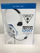 Turtle Beach TBS-3345-01 Ear Force Recon Chat Headset Glasses Friendly