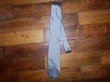 Cravate grise - Cerruti 1881 - Neuve
