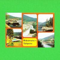 Ansichtskarte DDR Hohenwartetalsperre