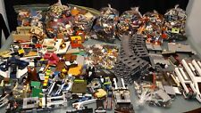 HUGE  LEGO   LOT 35 lbs, 50 + figures,  trains and many more pieces NICE LOT!!!