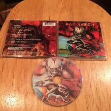 Iron Maiden - Virtual XI CD 2014 US press metallica wolfsbane judas priest saxon