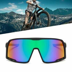 Cycling Windproof Goggles Eyewear Men Women Large Frame Sport Outdoor Sunglasses