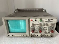 Hameg HM303-6 Analog Oscilloscope 2 Channel 35 MHZ