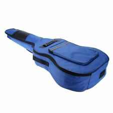 """41"""" Guitar Backpack Shoulder Straps Pockets 5mm Cotton Padded Gig Bag Case C9A8"""