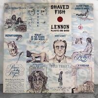 John Lennon - Shaved Fish Vinyl LP Record Capitol SW-3421 (NM-/EX+)