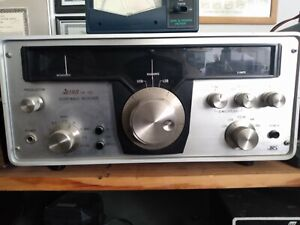 Allied SX 190 receiver. Ham and shortwave, 9 bands.