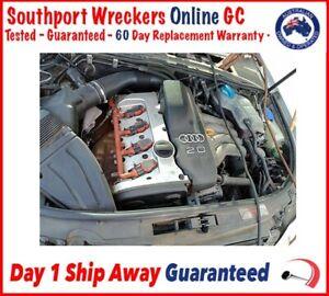 Audi A4 B6 2.0L Petrol Engine Motor 4 Cylinder Non Turbo   171000Ks   Warranty