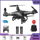 Holy Stone HS110G GPS RC Drone with 1080P Camer Wifi FPV Quadcopter+ 2 Battery