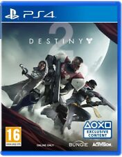 Destiny 2 PS4 Game Brand New & Sealed. Free & Fast UK P&P CHEAP!!