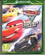 Cars 3 DRIVEN TO WIN NEW & SEALED * Xbox One (1) *
