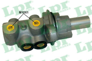 2x Brake Master Cylinders fits ALFA ROMEO MITO 955.AXG1A 1.4 2016 on 198A4.000