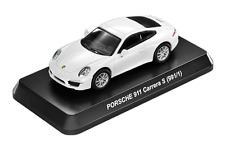 Kyosho 1/64 Porsche Classic 911 Carrera S (991/1) Diecast Car 7-11 LIMITED