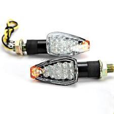LED Turn Signals Lights Indicators For Kawasaki Ninja EX 500 500R 650R EX650R