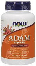 Now Adams Vegan Multivitamin - x90Vcaps  - FOR MEN!!!!!