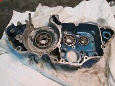 1986 1987 SUZUKI RM250 RIGHT SIDE ENGINE CASE 11300-00830 MODEL H RM 250 86 87