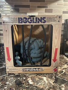 Vintage 1987 Mattel Boglin Plunk In Box