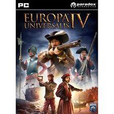 Crusader Kings II & Europa Universalis IV Double (PC DVD) NEW
