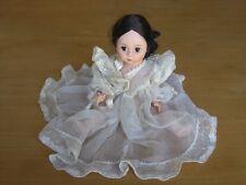 "Great Vintage Madame Alexander Doll Little Genius Clothes Little Women 8"""