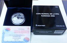 Año 2004. 10 EUROS DE PLATA. ESPAÑA. Copa Mundial de la FIFA Alemania 2006.