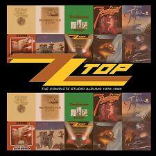 ZZ Top 'The Complete Studio Albums 1970-1990' (New 10CD)